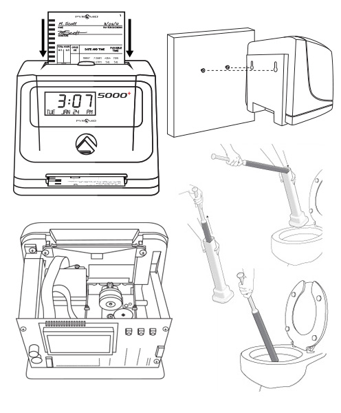 Line art examples